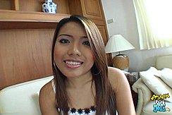 Long Hair Framing Her Face Pretty Smile