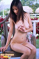 Topless In Panties