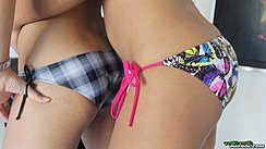 Girls In Bikini Bottoms